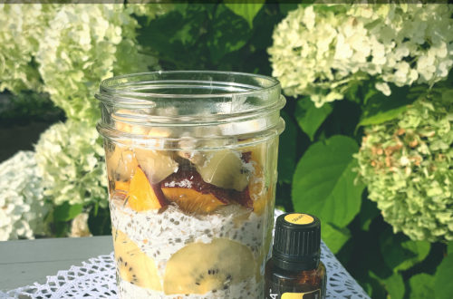 Sommerliche Overnight Oats